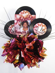 Motown Centerpiece - Designs by Ginny