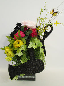 hair dresser centerpiece