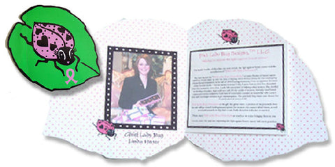 Linda's Pink Lady Book - Designs by Ginny