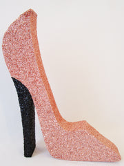 stiletto high heel shoe - Designs by Ginny