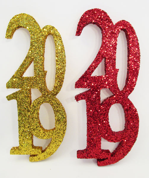 2019 Styrofoam Graduation Number cutout - Designs by Ginny