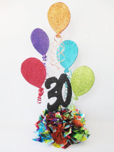 Load image into Gallery viewer, Styrofoam 30th birthday centerpiece - Designs by Ginny