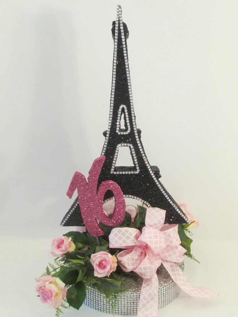 Eiffel Tower Centerpiece – Designs by Ginny
