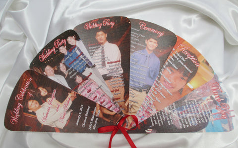 Fan Program with Personal pictures
