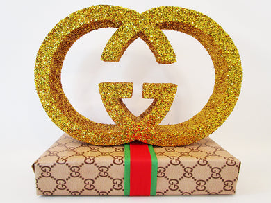 Gucci centerpiece - Designs by Ginny