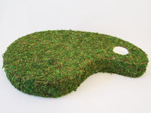 Load image into Gallery viewer, Mossy Kidney Shaped Golf Base