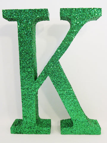 Large Letter -K -Cutout - Designs by Ginny