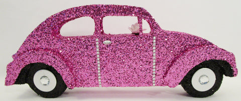 Volkswagen Car Styrofoam cutout - Designs by Ginny