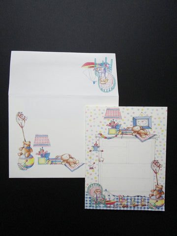 Baby Things Note cards - Designs by Ginny