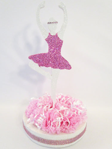 Ballerina table centerpiece - Designs by Ginny
