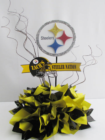 Steelers Centerpiece