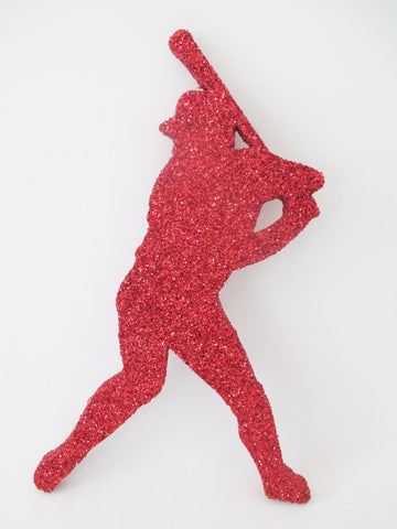 Baseball Player Cutout