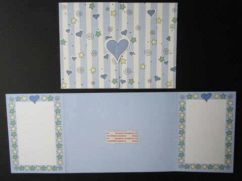 Blues Stripes and Blue Hearts Announcements