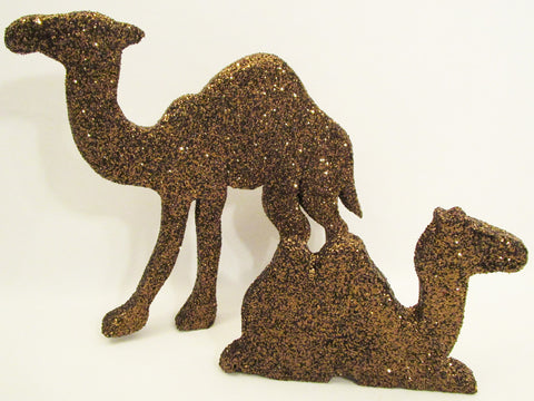 Camel Styrofoam cutout - Designs by Ginny