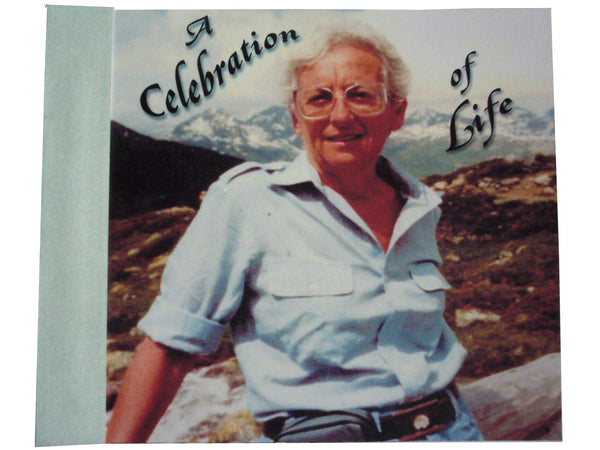 Celebration of Life Booklet