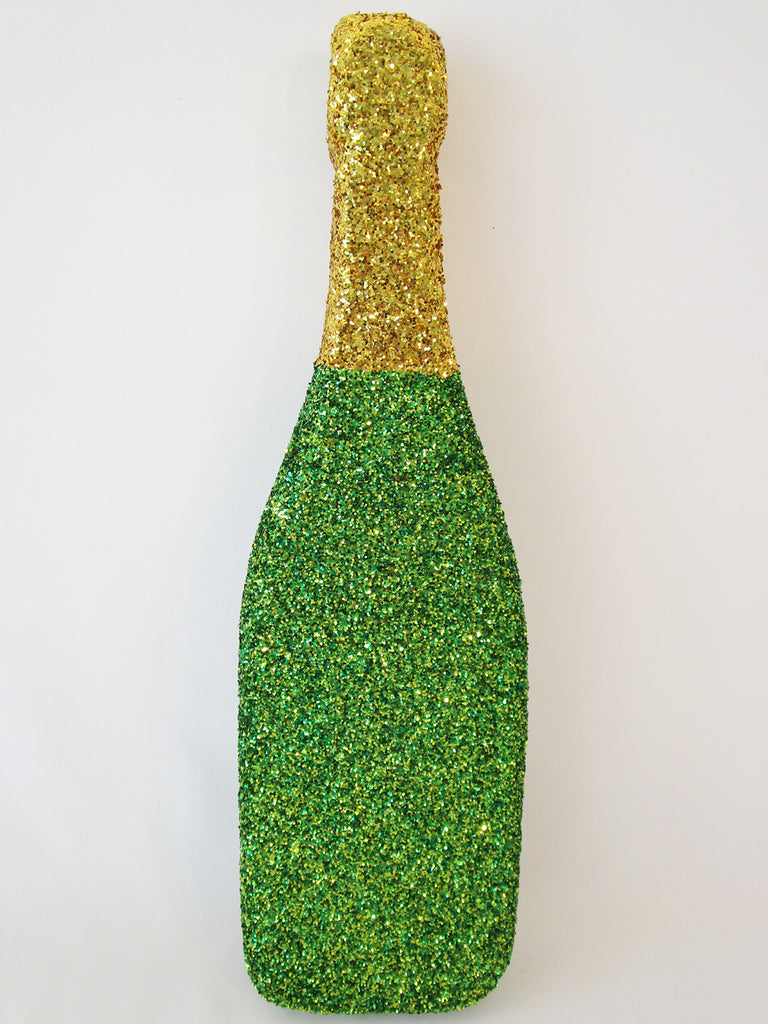 champagne bottle cutout - Designs by Ginny