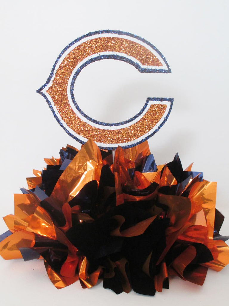 "Chicago ""C"" Bears Centerpiece"