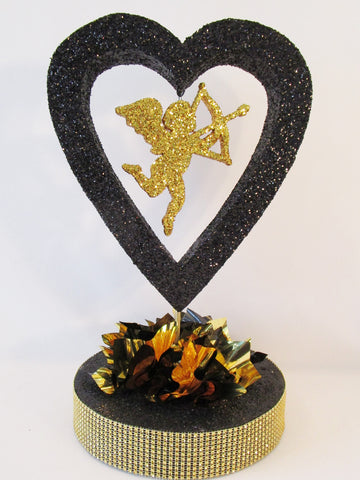 Cupid & Heart Centerpiece