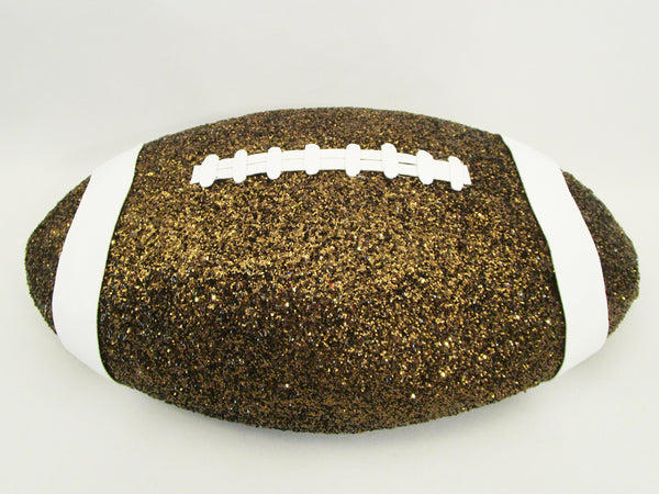 Faux football centerpiece base - Designs by Ginny