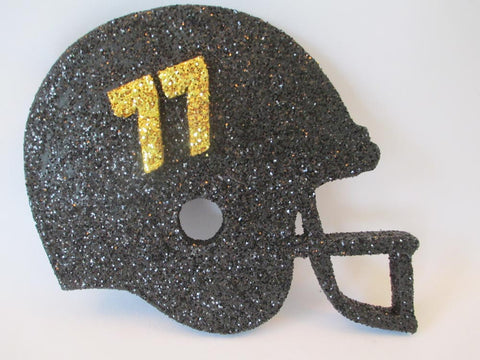 Football Helmet Cutout