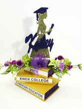 Load image into Gallery viewer, Graduation centerpiece - Designs by Ginny