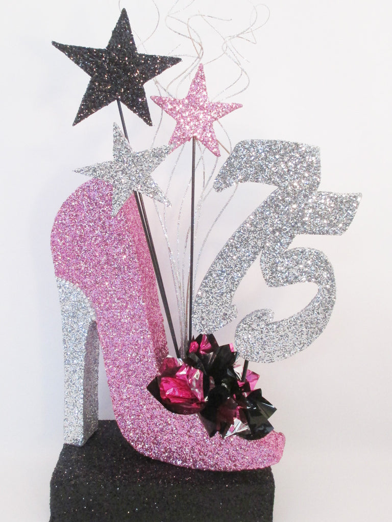 High Centerpiece Shoe Birthday Special Event Heel Or Tl1J35FuKc