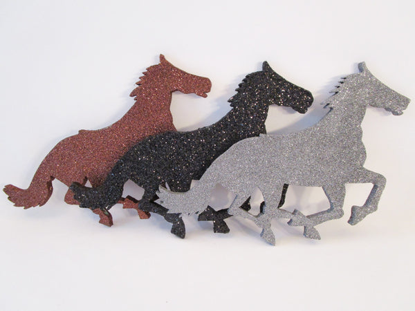 Horse Styrofoam cutout - Designs by Ginny