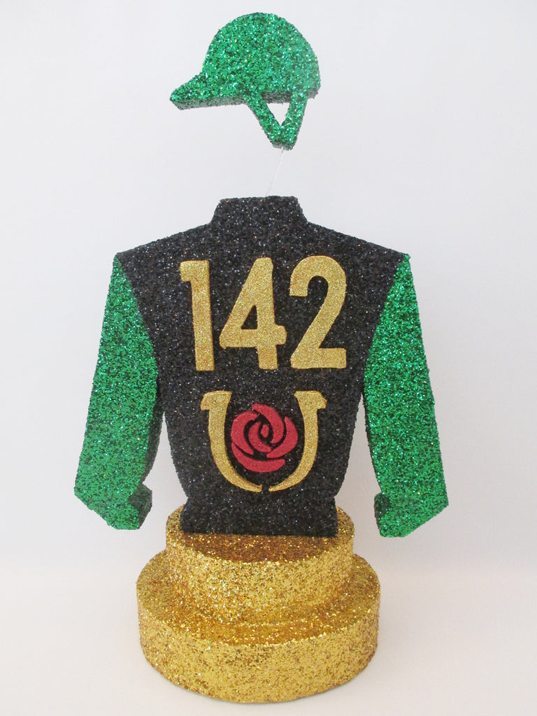 Kentucky Derby Logo Centerpiece