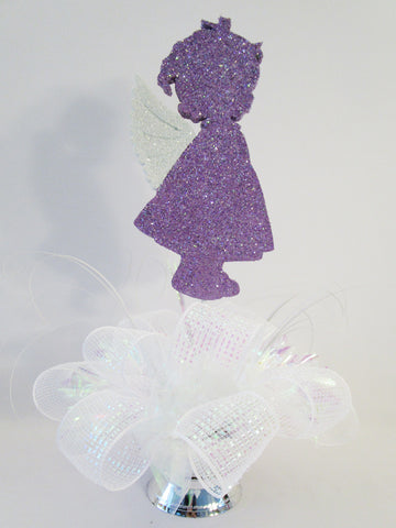 Little Girl Angel Centerpiece