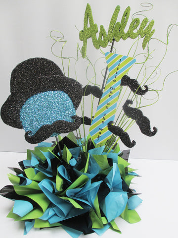 Little Man Centerpiece