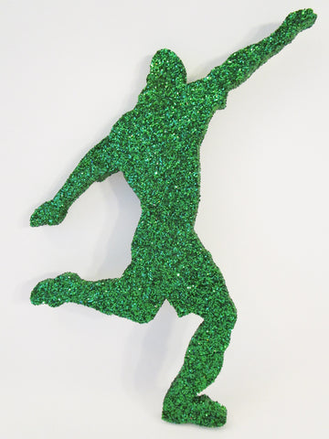 male soccer player cutout - Designs by Ginny