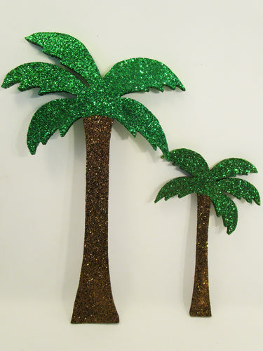 Palm Tree Styrofoam cutout - Designs by Ginny