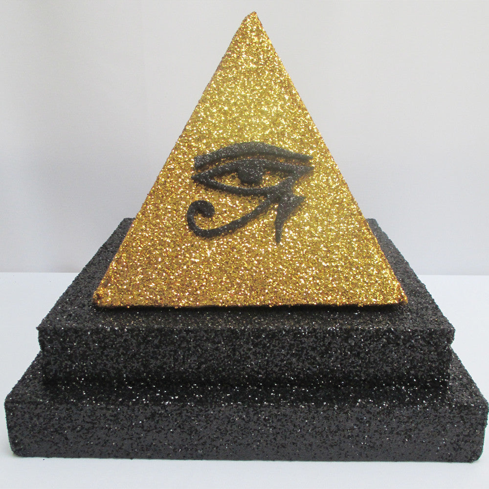 Egyptian Pyramid Centerpiece