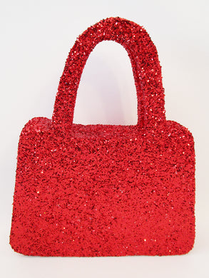 red purse cutout - Designs by Ginny