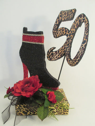Shoe Boot Centerpiece