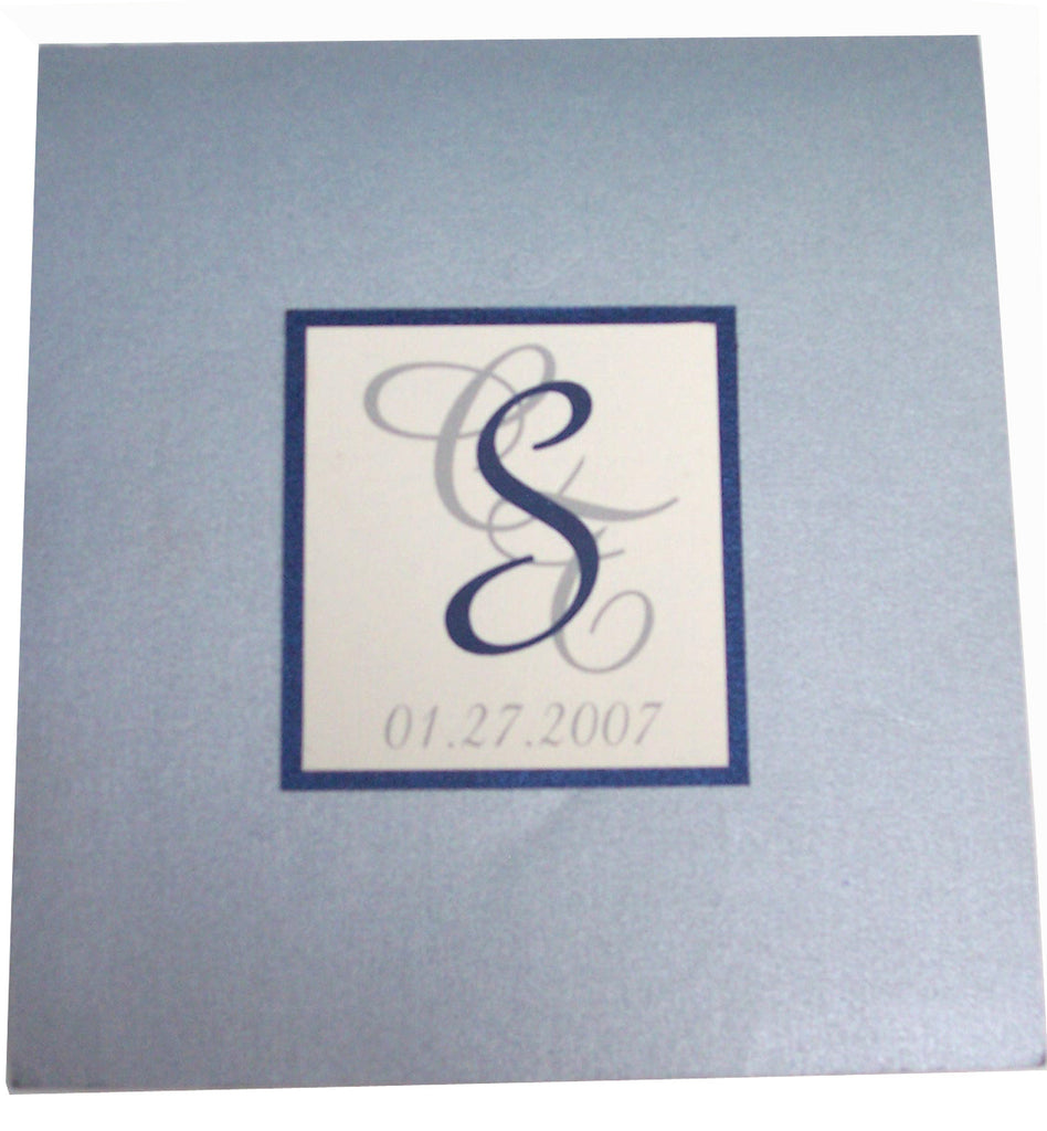 Square Silver Metallic Program