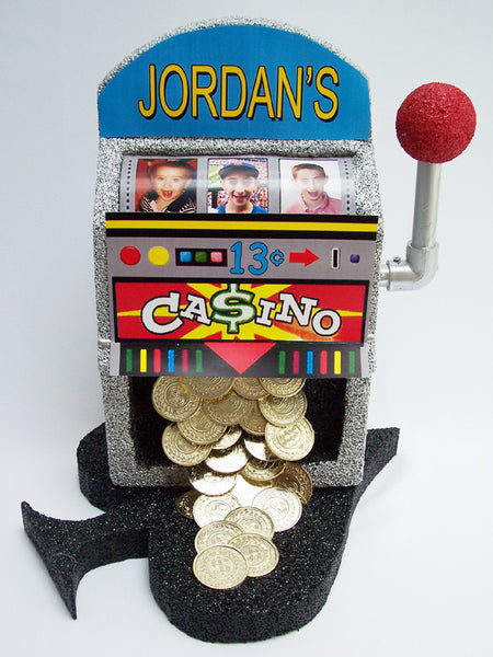 Slot Machine Centerpiece