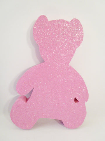Teddy Bear cutout - Designs by Ginny