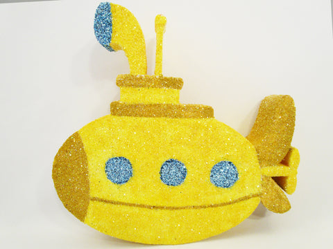 Beatles Yellow Submarine cutout - Designs by Ginny