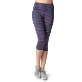 Lapasa Women's Crop Capris Yoga Pants Sport Leggings