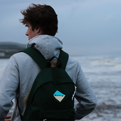 Ethical Father's Day Gifts - Madlug Backpack