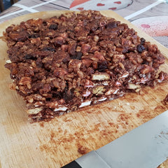 Dairy Free and Vegan Rocky Road Recipe