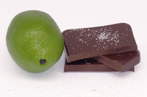 ARTISAN: Organic Dark 65% Chocolate With Sea Salt & Lime Bar