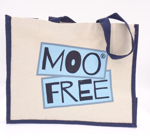 moo free shopping bag