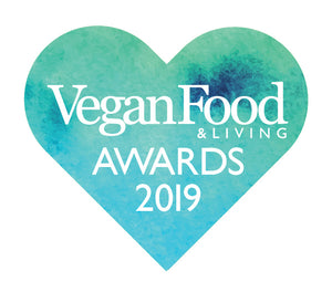vegan food awards 2019