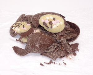 Broken Choccy Eggsplosion Easter Eggs in 500g Bags