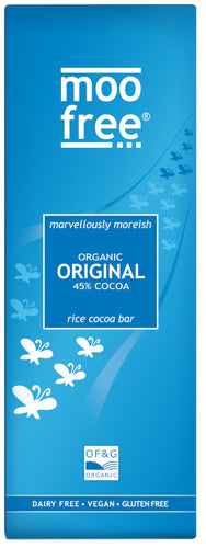 premium dairy free milk chocolate bar