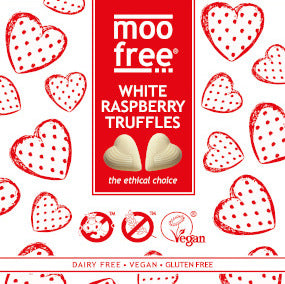 dairy free white chocolate truffles