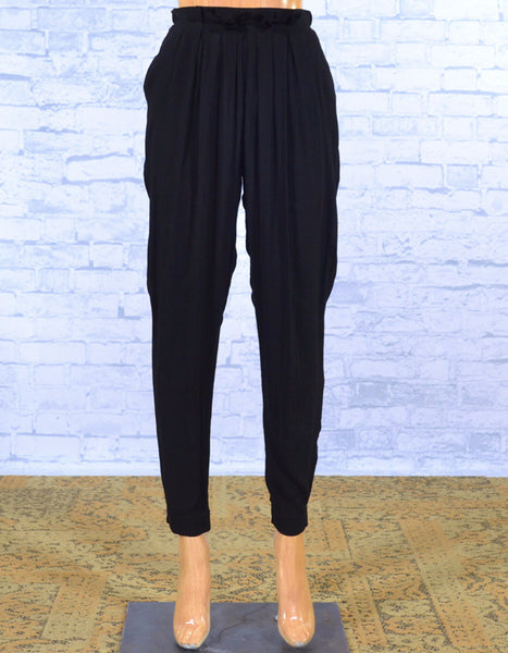 Paper Bag Waisted Pant