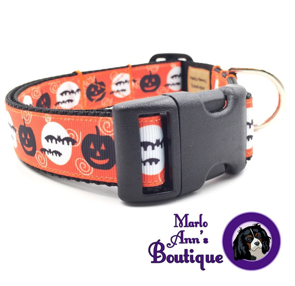 All Hallows' Eve Dog Collar